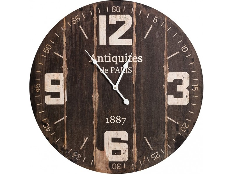 Retro Zegar Antiquites