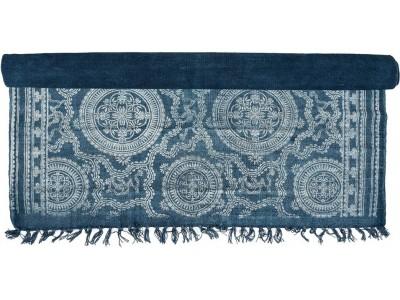 EcoEtno Dywan 1 niebieski