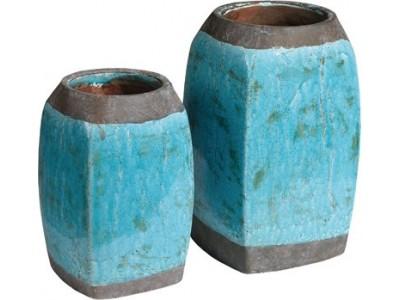 Azzurro Wazon II B