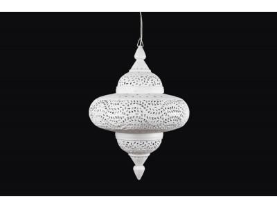 Lampa sufitowa biała Tyre Lamp