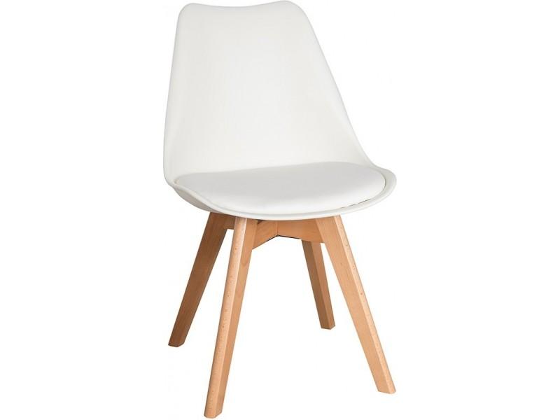 Spring Krzesło PD 2 białe min. 2 sztuki