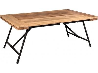 Stół Industrialny Rozkładany London 3