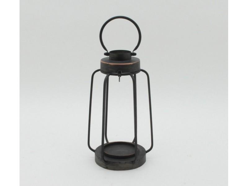 Lampion Vintage Industrialny Nero 1