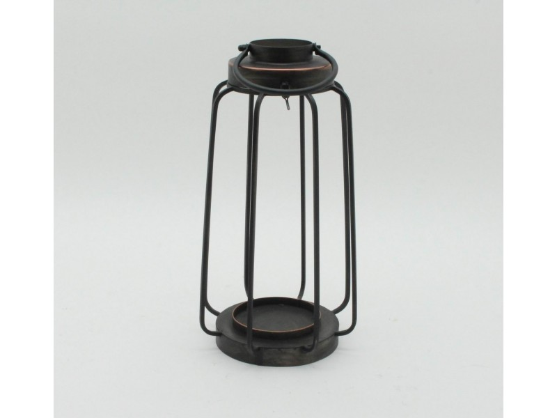 Lampion Vintage Industrialny Nero 2
