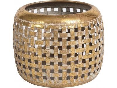 Lampion Świetlik Orientalny Gold Line 4