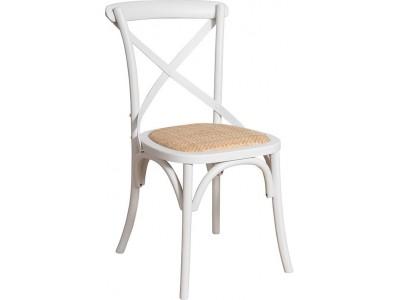 Bari Krzesło białe