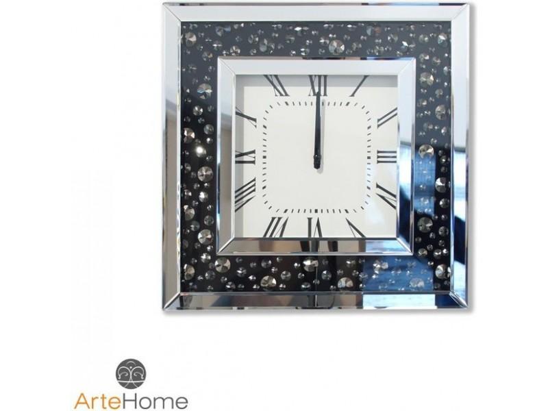 Zegar lustrzany ścienny Azerro AH-5177