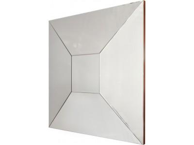 Lustro Dekoracyjne Nowoczesne Alcamo 100x100