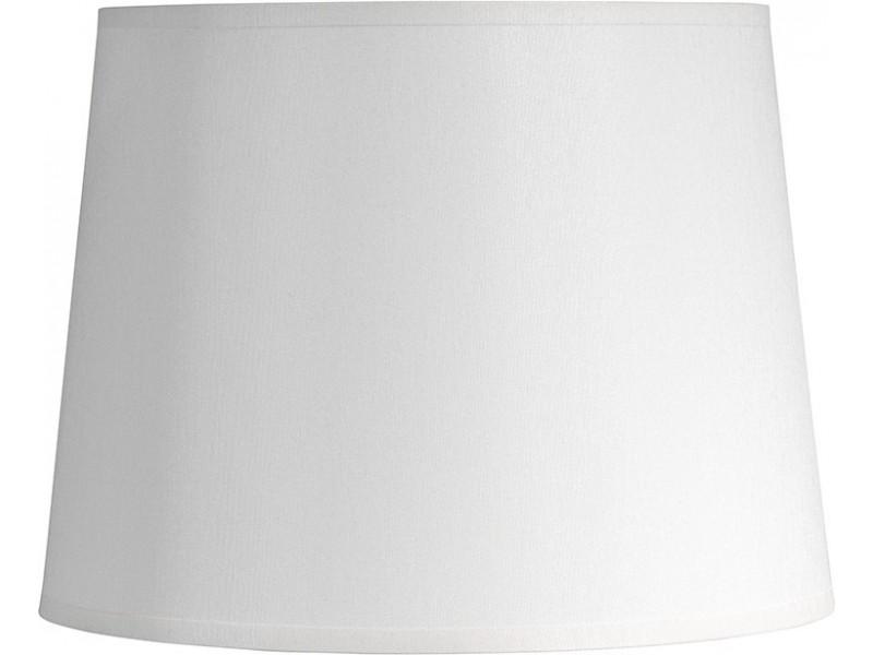 Abażur A20/17 stożek biały