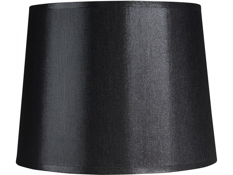 Abażur A20/17 stożek czarny
