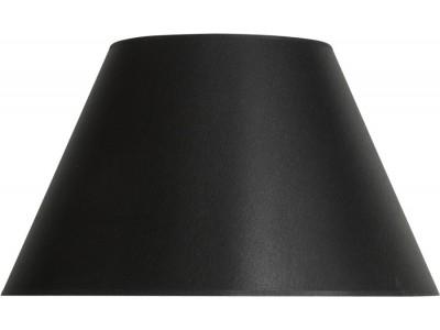 Abażur A50/25 czarny 020