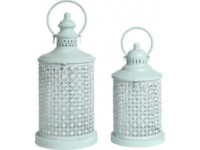 Lampion Ażurowy Shabby Chic Delia 1