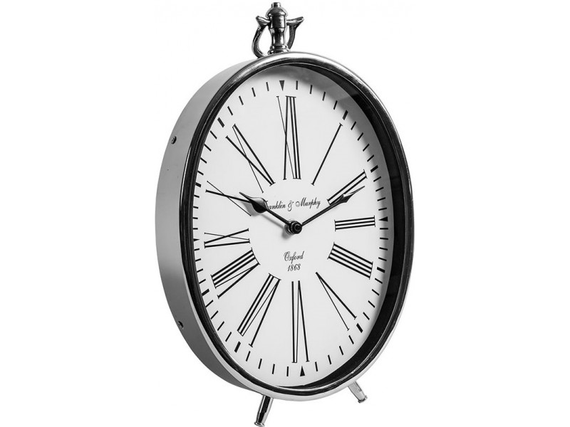 Gabinet zegarek stołowy owal 1